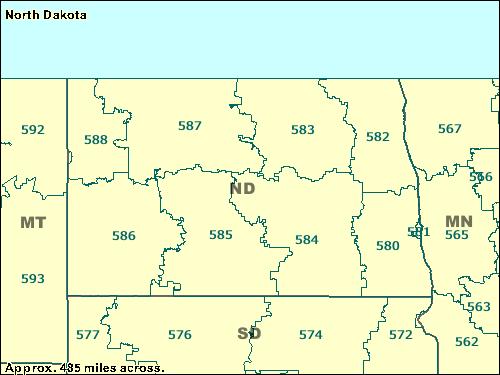 Trucksesscom ZCTA maps 500599