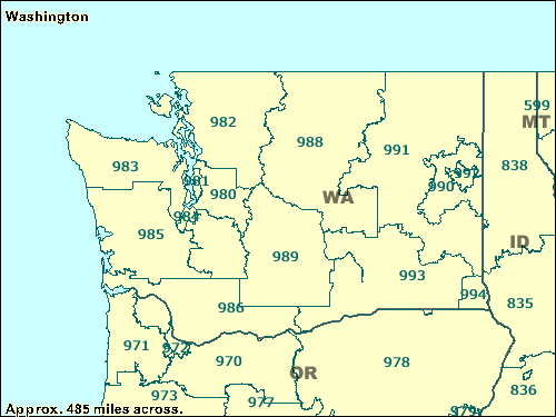 Trucksesscom ZCTA Maps - Area code 985