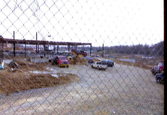 Ridley High School construction - NW